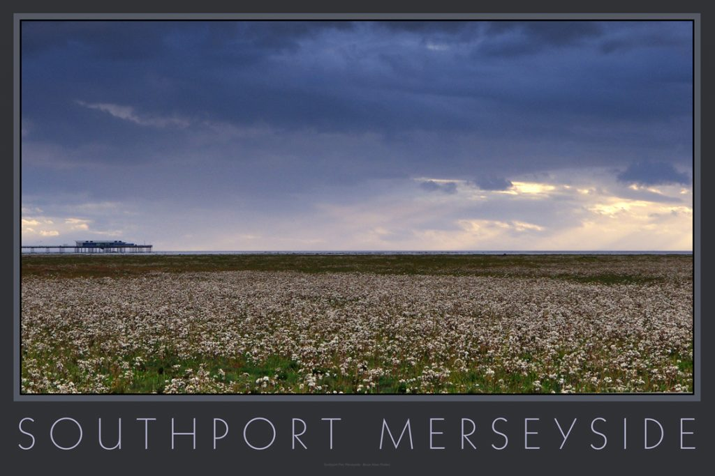 poster of Southport Pier