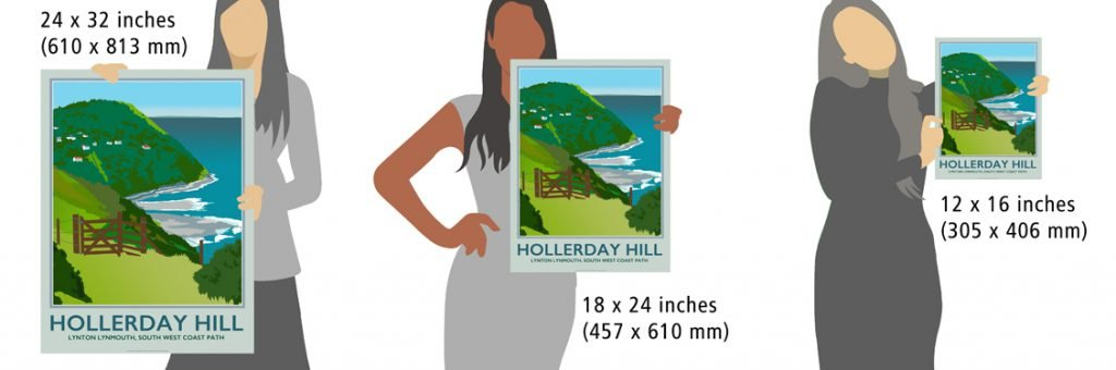 poster sizes