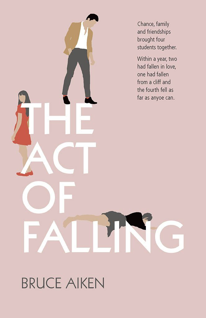 The Act of Falling - cover