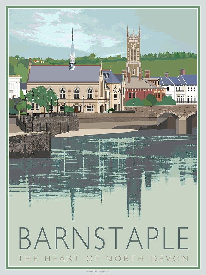 Barnstaple poster